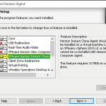 VMware Horizon View 7: Instant Clone Desktop Pool [Part 8]