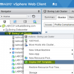 vSphere Thick Client End of Life – A Look at the HTML 5 Client Fling
