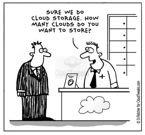 Cloud 2.0 will not be Ushered in by AWS or other Cloud Giants