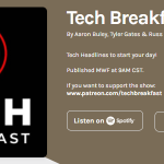 "Featured on Tech Breakfast Podcast on Jan 15 2021 ""Paul Braren: Eyes – Tesla Recall – Tedlexa – Mushrooms – Intel – EVs – Boeing"""